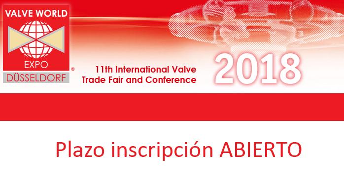 LATEST | VALVE WORLD Exhibition 2018
